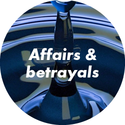 types of therapy affairs betrayals