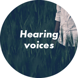 types of therapy hearing voices