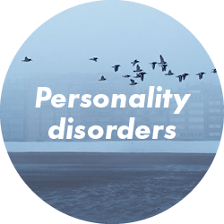 types of therapy personality disorders