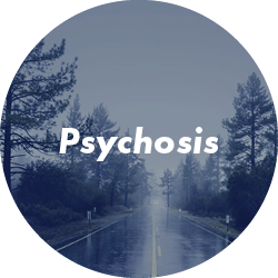 types of therapy psychosis