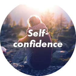types of therapy self confidence
