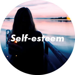 types of therapy self esteem