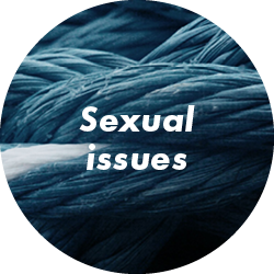 types of therapy sexual issues
